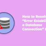 Error Establishing a Database Connection banner-2-min